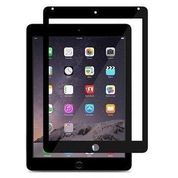 iPad Air 2 Moshi iVisor XT Näytönsuoja Musta Kristallin Kirkas