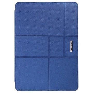 iPad Air 2 Nillkin Elegance Smart Folio Kotelo Sininen
