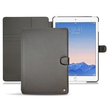 iPad Air 2 Noreve Tradition B Nahkakotelo Ambition Antrasiitti