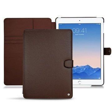 iPad Air 2 Noreve Tradition B Nahkakotelo Ambition Kastanja