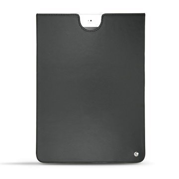 iPad Air 2 Noreve Tradition C Leather Case Perpétuelle Musta