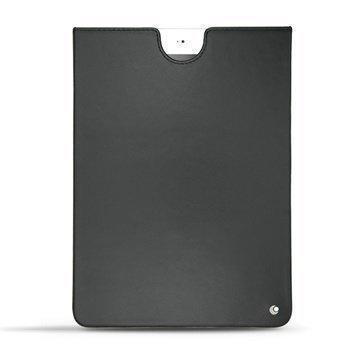 iPad Air 2 Noreve Tradition C Leather Case Perpétuelle Musta