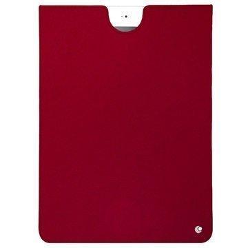 iPad Air 2 Noreve Tradition C Nahkakotelo Perpétuelle Punainen