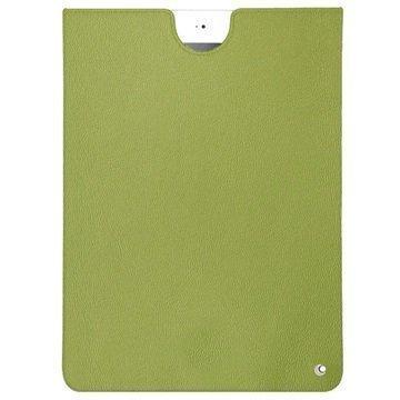 iPad Air 2 Noreve Tradition C Nahkakotelo Perpétuelle Vihreä