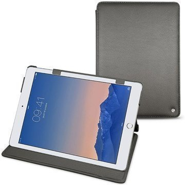 iPad Air 2 Noreve Tradition Nahkainen Suojakotelo Ambition AntrasiittiÂ