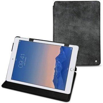 iPad Air 2 Noreve Tradition Nahkainen Suojakotelo Exception Tumma Vintage