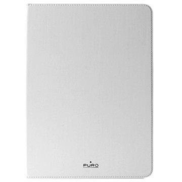 iPad Air 2 Puro Booklet Slim Nahkainen Läppäkotelo Valkoinen