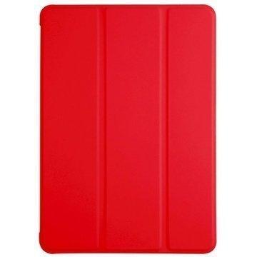 iPad Air 2 Skech Flipper Flip Kotelo Punainen