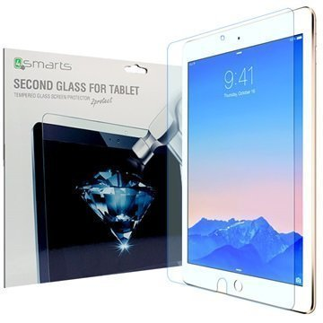 iPad Air 2 iPad Air 4smarts Second Glass Näytönsuoja