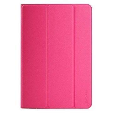 iPad Air Fenice Creativo Nahkakotelo Pinkki