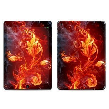 iPad Air Flower Of Fire Skin