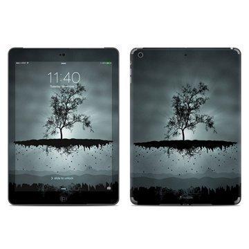 iPad Air Flying Tree Black Skin