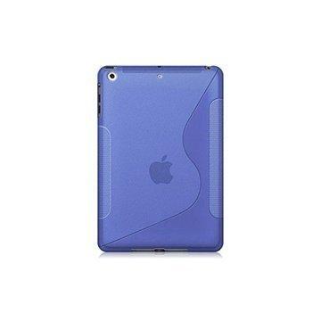 iPad Air Naztech TPU Silicone Case Transparent Purple
