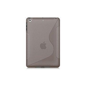 iPad Air Naztech TPU Silicone Case Transparent Smoke