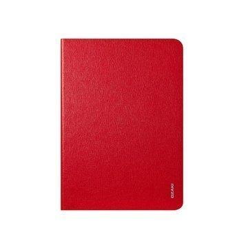 iPad Air Ozaki O!Coat Multi-Angle Slim Case Red