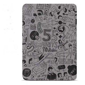 iPad Air Ozaki O!Coat Relax Slim-Y multi-angle Case Grey
