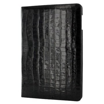 iPad Air Piel Frama Cinema Leather Case Crocodile Black