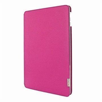 iPad Air Piel Frama FramaSlim Nahkakotelo Fuksia