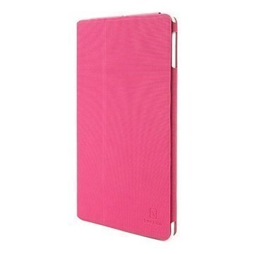 iPad Air Tucano Fresco Folio Case Fuchsia