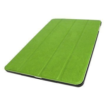 iPad Air iGadgitz Mate Plus Nahkakotelo Vihreä