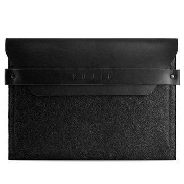 iPad Air iPad Air 2 Mujjo Envelope Kotelo Musta