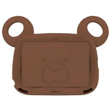 iPad Air iPad Air 2 Ozaki O!Kiddo Bobo Bear Kotelo Ruskea