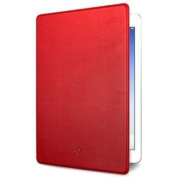 iPad Air iPad Air 2 Twelve South SurfacePad Nahkainen Suojakotelo Punainen