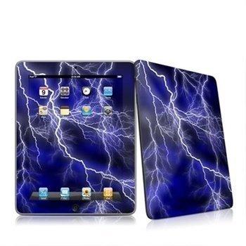 iPad Apocalypse Skin Blue