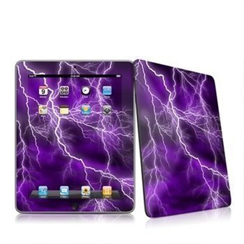 iPad Apocalypse Skin Purple