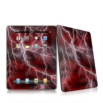 iPad Apocalypse Skin Red
