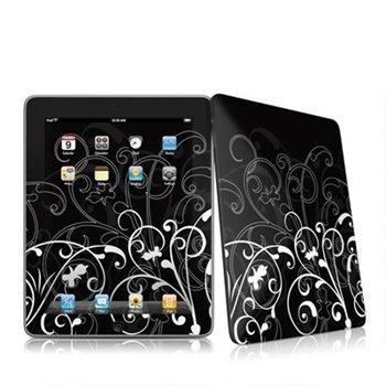 iPad B&W Fleur Skin