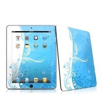 iPad Blue Crush Skin