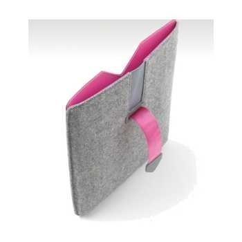 iPad Dicota PadCover Grey / Pink