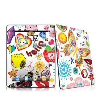 iPad Eye Candy Skin