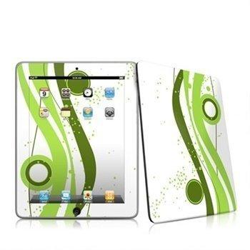 iPad Fantasy Skin Green