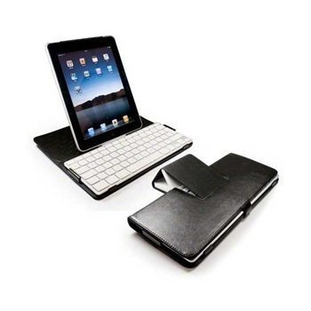 iPad Keyboard Dock Faux Leather Case