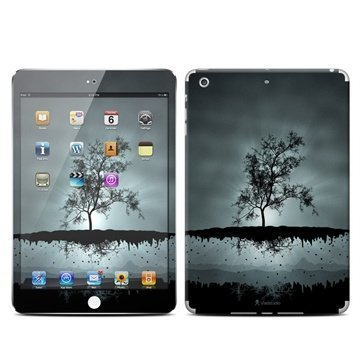 iPad Mini 2 Flying Tree Black Skin