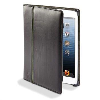 iPad Mini 2 iPad Mini 3 Maroo Pango Nahkakotelo Musta