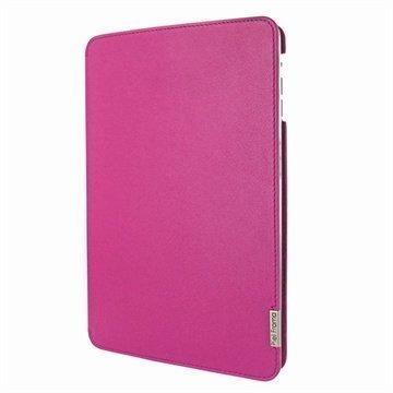 iPad Mini 2 iPad Mini 3 Piel Frama FramaSlim Nahkakotelo Fuksia