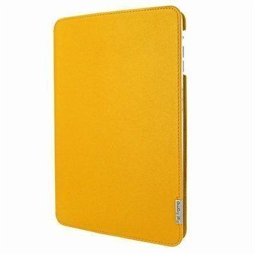 iPad Mini 2 iPad Mini 3 Piel Frama FramaSlim Nahkakotelo Keltainen