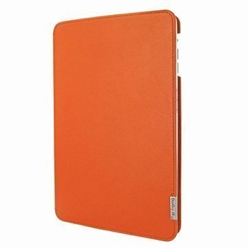 iPad Mini 2 iPad Mini 3 Piel Frama FramaSlim Nahkakotelo Oranssi
