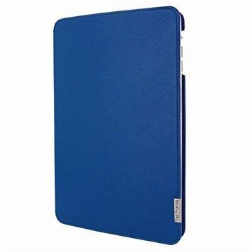 iPad Mini 2 iPad Mini 3 Piel Frama FramaSlim Nahkakotelo Sininen