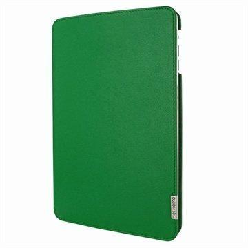 iPad Mini 2 iPad Mini 3 Piel Frama FramaSlim Nahkakotelo Vihreä
