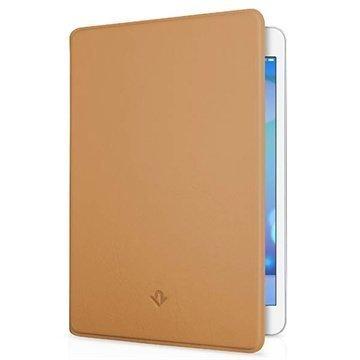 iPad Mini 2 iPad Mini 3 Twelve South SurfacePad Nahkainen Suojakotelo Kameli