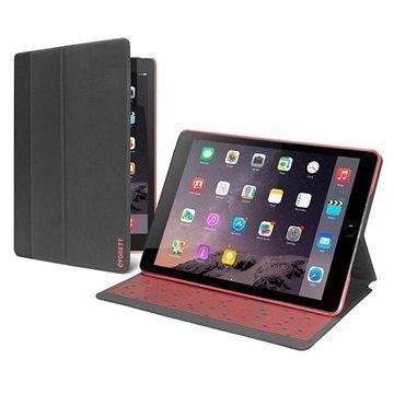 iPad Mini 4 Cygnett Tekshell Slim Folio Kotelo Musta