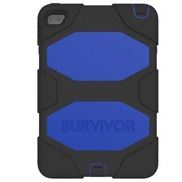 iPad Mini 4 Griffin Survivor All-Terrain Suojakotelo Musta / Sininen