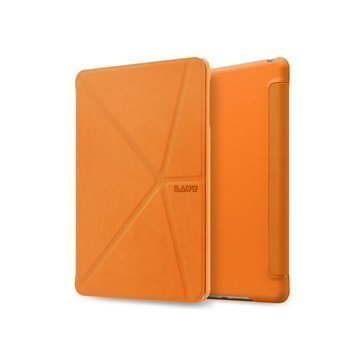 iPad Mini 4 LAUT TRIFOLIO Case Orange