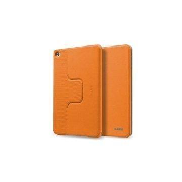 iPad Mini 4 Laut R-Evolve Pyörivä Smart Folio Kotelo Oranssi