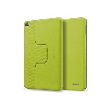 iPad Mini 4 Laut R-Evolve Pyörivä Smart Folio Kotelo Vihreä