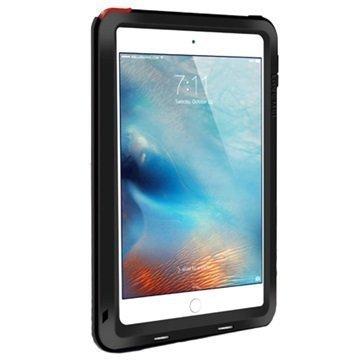 iPad Mini 4 Love Mei Powerful Hybrid Suojakuori Musta